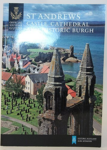 9781849170451: St Andrews: Castle, Cathedral and Historic Burgh