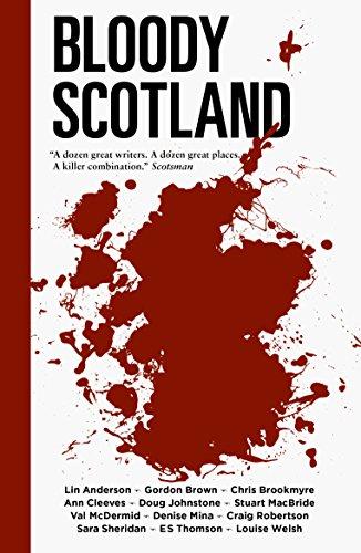 9781849176668: Bloody Scotland