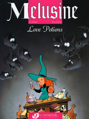 9781849180054: M�lusine, Tome 4 : Love Potions