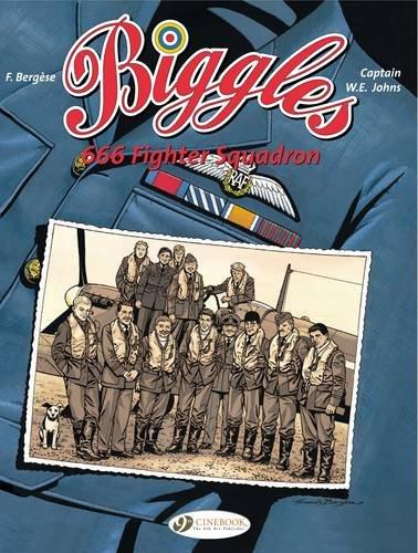 9781849180092: Biggles Vol.2: 666 Fighter Squadron