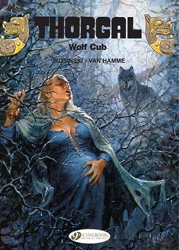 9781849180351: Thorgal, Tome 8 : Wolf cub
