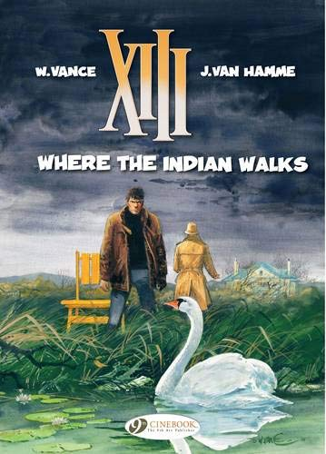 9781849180405: Where the Indian Walks (XIII)