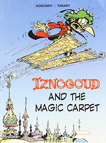 9781849180443: Iznogoud and the Magic Carpet