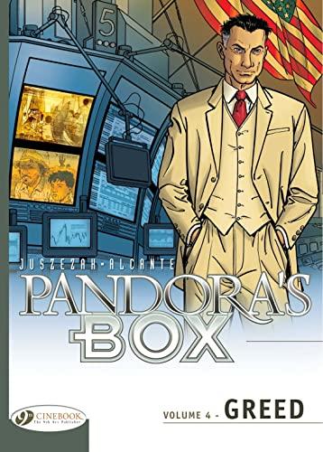 9781849180474: Greed (Pandora's Box)