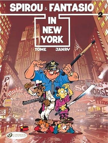 9781849180542: Spirou and Fantasio in New York (Spirou & Fantasio)