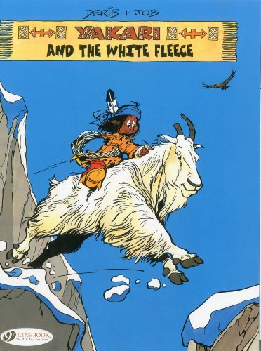 Yakari, Tome 8 : And the white fleece (Yakari Vol8): Derib; Job