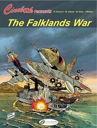 9781849180566: The Falklands War (Cinebook Recounts)