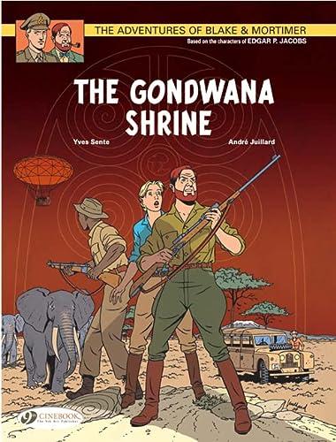 9781849180948: Blake & Mortimer Vol.11: The Gondwana Shrine (Adventures of Blake & Mortimer)