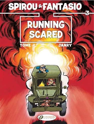 9781849181167: Running Scared (Spirou & Fantasio)