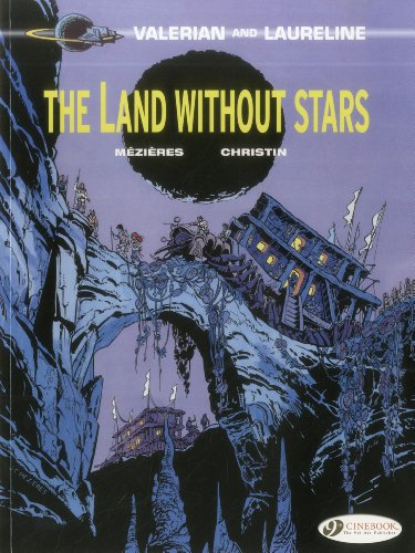 9781849181181: The Land Without Stars (Valerian)