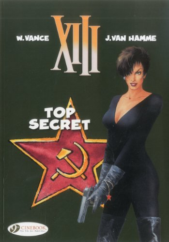 XIII T 13 TOP SECRET: VANCE VAN HAMME