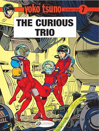 Yoko Tsuno: Curious Trio v. 7 (Paperback): Roger Leloup