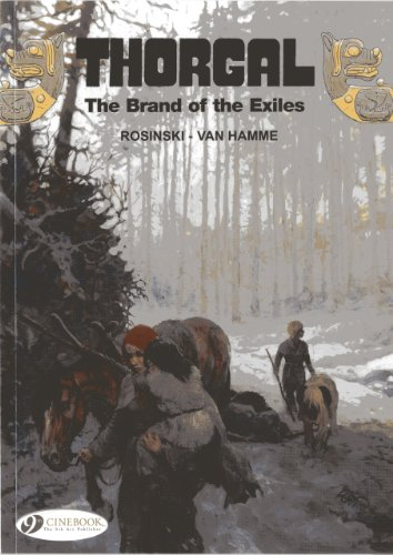 9781849181365: The Brand of the Exiles (Thorgal)