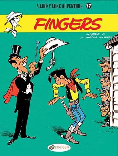 Fingers: Lucky Luke Vol. 37: Lo Hartog Van Banda