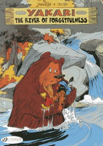 Yakari in The River of Forgetfulness: Vol. 10: Job