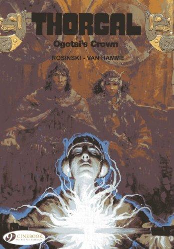 9781849181426: Ogotai's Crown (Thorgal)