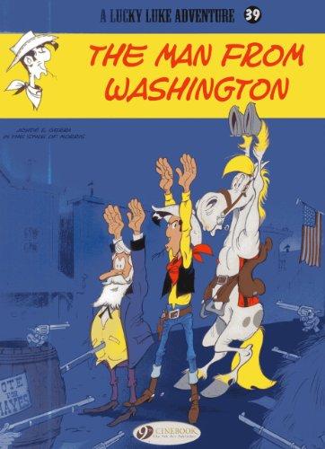 The Man from Washington: Lucky Luke Vol.: Laurent Gerra, Achd??