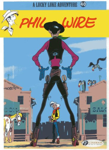 9781849181556: Phil Wire (Lucky Luke)