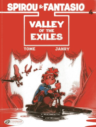 9781849181570: Valley of the Exiles (Spirou & Fantasio)