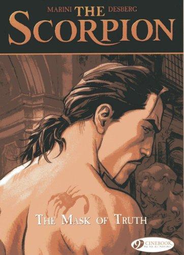 The Mask of Truth (The Scorpion): Stephen Desberg