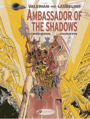9781849181785: Ambassador of the Shadows (Valerian & Laureline)