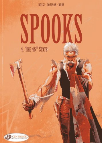 9781849181853: The 46th State (Spooks)