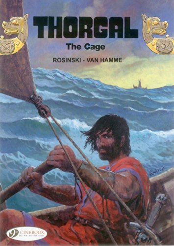 9781849181860: The Cage (Thorgal)