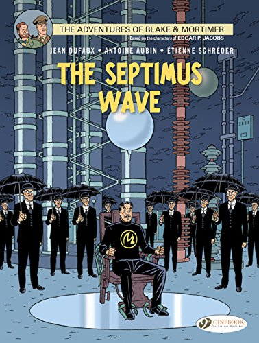 9781849182423: Blake & Mortimer, Tome 20 : The Septimus wave