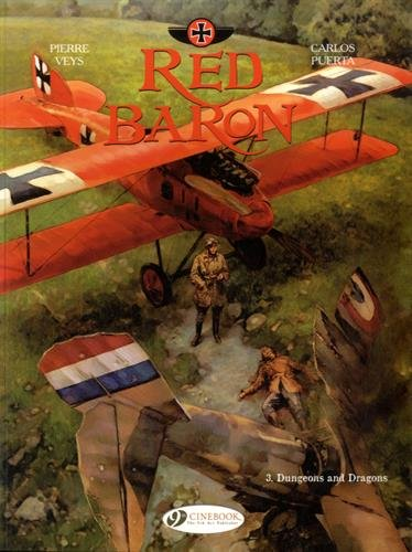 9781849182522: Red baron : Tome 3, Dungeons and Dragons