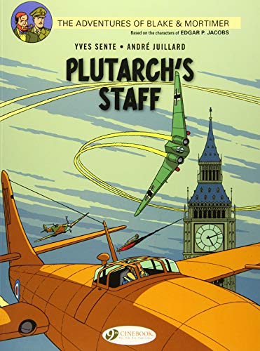 9781849182645: Plutarch's Staff (Blake & Mortimer)