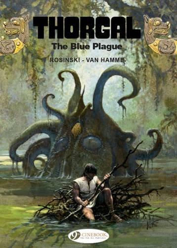 9781849182904: Thorgal : Book 17, The Blue Plague