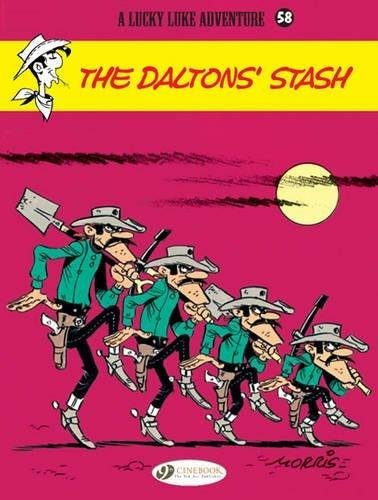 9781849182980: The Daltons' Stash (Lucky Luke)