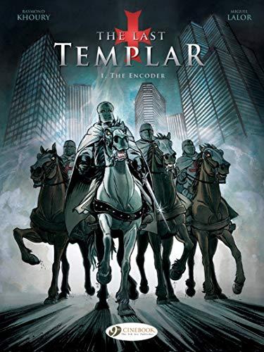 9781849182997: The Last Templar : Book 1, The Encoder (Last Templar 1)
