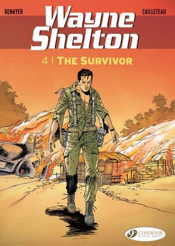 9781849183178: The Survivor (Wayne Shelton)