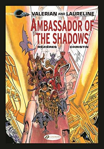 9781849183253: Ambassador of the Shadows (Valerian & Laureline)