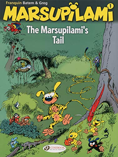 The Marsupilami's Tail: Franquin