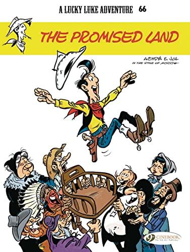 The Promised Land (Lucky Luke): Jul; Achd?