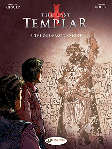 9781849183932: The One-Armed Knight (The Last Templar)