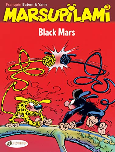 Black Mars (The Marsupilami): Franquin