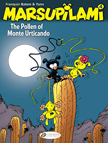 The Marsupilami Vol 4: Franquin