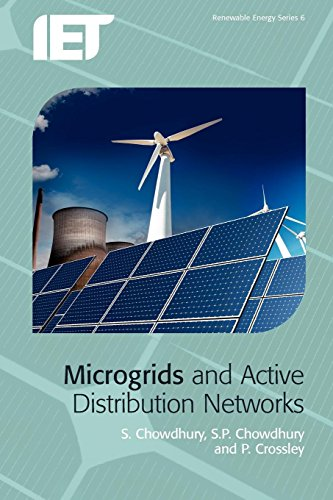 9781849190145: Microgrids and Active Distribution Networks (Iet Renewable Energy)