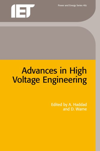 9781849190381: Advances in High Voltage Engineering (Energy Engineering)