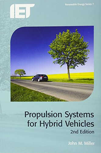 9781849191470: Propulsion Systems for Hybrid Vehicles, 2nd Edition (Iet Renewable Energy)