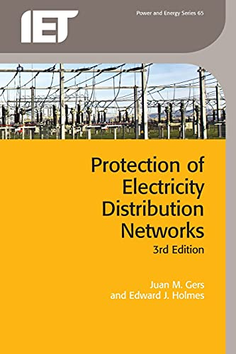 9781849192231: Protection of Electricity Distribution Networks (Iet Power and Energy)