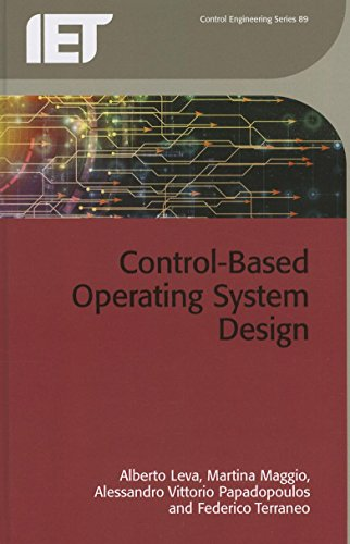 9781849196093: Control-Based Operating System Design (IET Control Engineering)