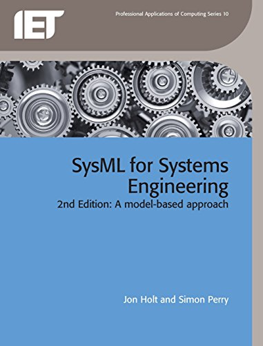 9781849196512: SysML for Systems Engineering: A model-based approach (Computing and Networks)