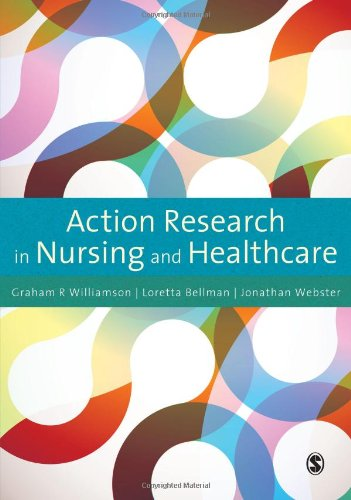 9781849200011: Action Research in Nursing and Healthcare