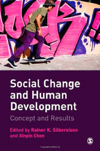 9781849200196: Social Change and Human Development: Concept and Results
