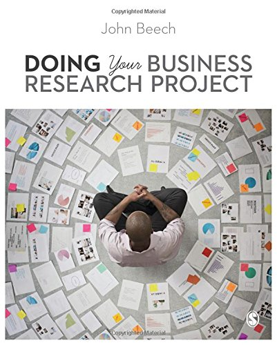 9781849200219: Doing Your Business Research Project