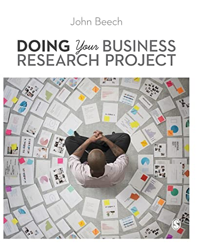 9781849200226: Doing Your Business Research Project